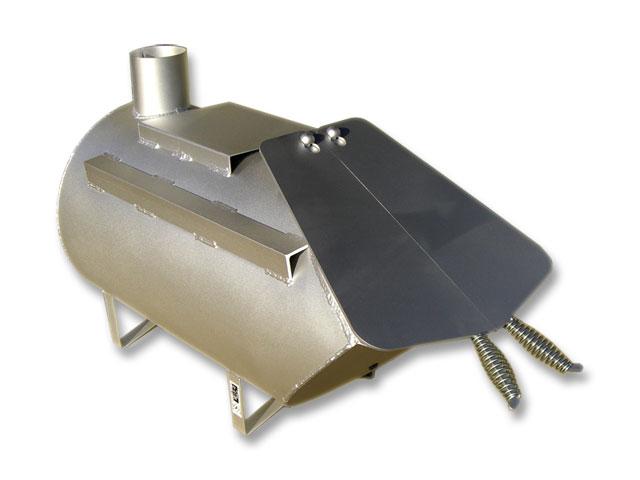 耐熱塗装仕上げ薪ストーブ 灰カキ棒付 D-51