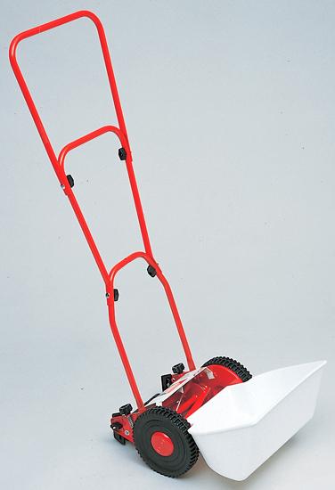 【頑張って送料無料!】キンボシ 手動式芝刈り機ホームモアー 刈り幅 約25cm GHC-250リール回転刃で低刈もカンタンきれい!