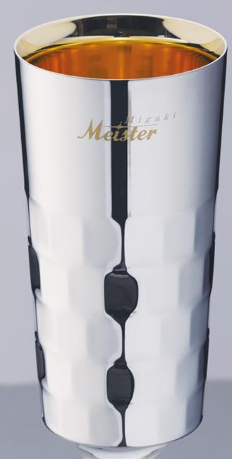 【頑張って送料無料!】Migaki Meister マイスター工房 名匠の技コリンズ 24金メッキ 1本箱入collinsクリスマスプレゼント・父の日の贈り物などビール好きな方へ 【楽ギフ_のし】