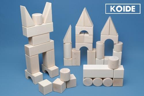 コイデ東京 日本製 知育玩具 K29 積木安全性と知育性が高い本物志向の木のおもちゃ百貨店で販売されているおもちゃです