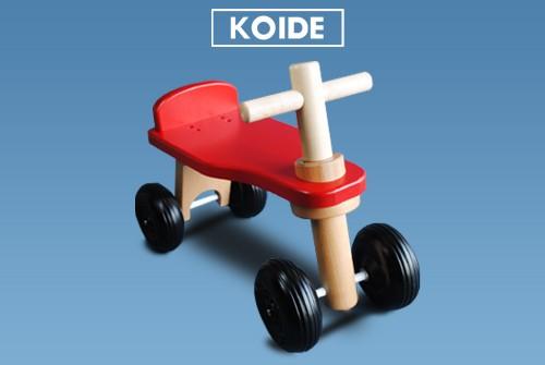 コイデ東京 日本製 知育玩具 M20 マイカー安全性と知育性が高い本物志向の木のおもちゃ百貨店で販売されているおもちゃです