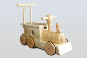 コイデ東京 日本製 知育玩具 M23 汽車ポッポ(木)安全性と知育性が高い本物志向の木のおもちゃ百貨店で販売されているおもちゃです