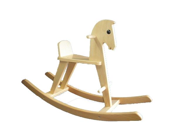 コイデ東京 日本製 知育玩具 (M26 木馬)安全性と知育性が高い本物志向の木のおもちゃ百貨店で販売されているおもちゃです