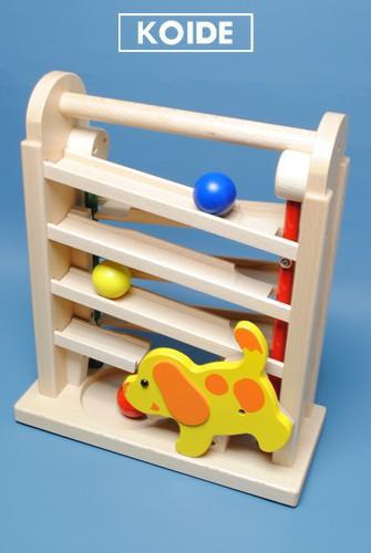 コイデ東京 日本製 知育玩具 M61 コロコロシロホン安全性と知育性が高い本物志向の木のおもちゃ百貨店で販売されているおもちゃです