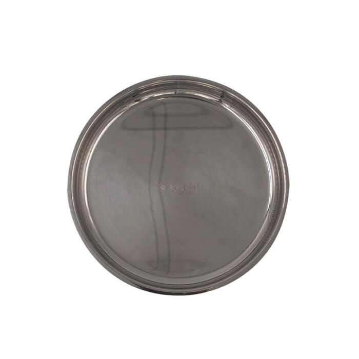 村の鍛冶屋 18-8 ステンレス取り皿 Φ160mm(MK-KTN-60097)【燕三条製】※ネコポス可能高さ15mm/板厚0.7mm