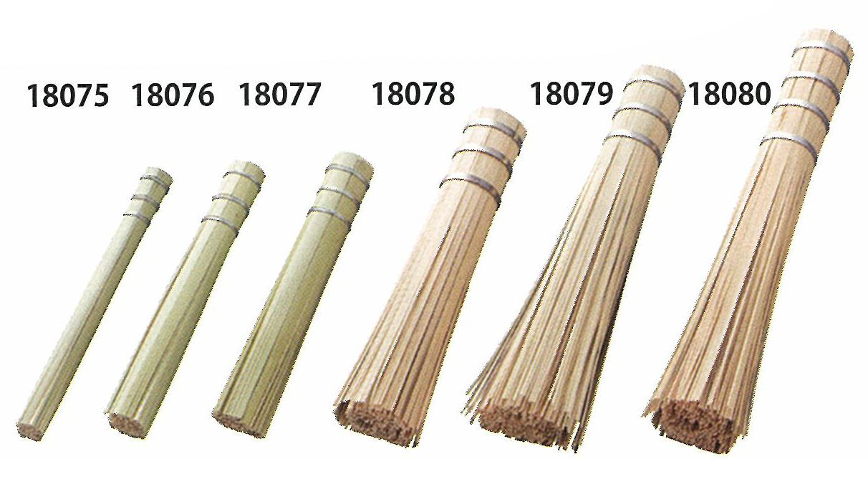 お洒落 しつこい汚れを鍋からそぎ落とします 魚の腸などにも使えます 業務用本仕上げ国産竹ササラ 7寸 φ3.5×21cm 有名な 内皮 18078