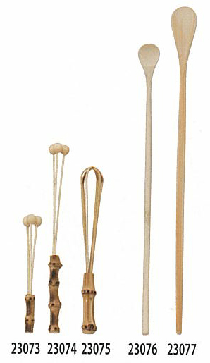 Root bamboo cherry muddler small 10cm 23073