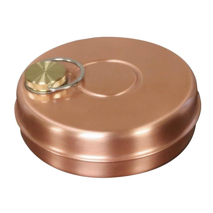秋から冬にかけてのアウトドアの必需品 純銅ミニ湯たんぽ S-9397 燕三条製 新光金属株式会社 頑張って送料無料 マーケット 割引 一度使ったらもう湯たんぽナシのアウトドアは考えられなくなるくらい暖かい