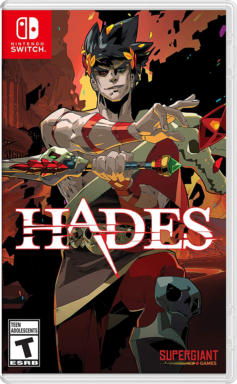 ダンジョンアドベンチャー ソフト版 2020A/W新作送料無料 HADES Nintendo switch スイッチ 輸入ver. 日本語表記対応 ニンテンドー ハデス 公式ストア