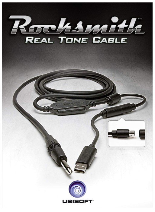 Rock Smith 贈与 Real Tone Cable トーン 輸入品 ケーブル 最安値 リアル ロックスミス