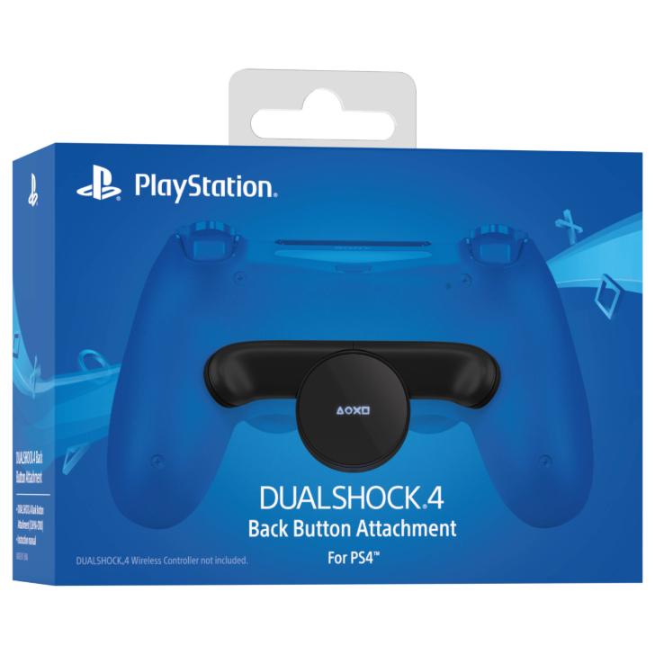 デュアルショック4 純正背面ボタン SONY 毎日続々入荷 PS4 純正 DUALSHOCK 4 コントローラー おしゃれ アタッチメント Back プレステ4 背面ボタン Attachment Button 背面パッド
