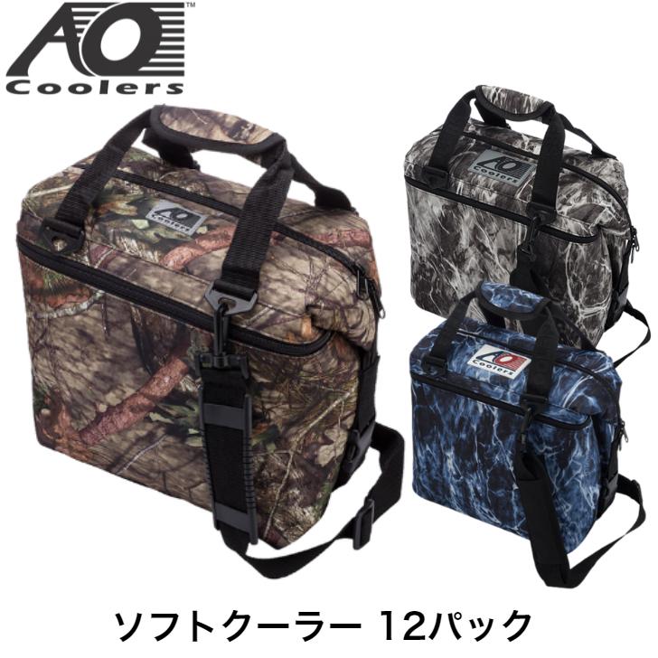 通販 AO Coolers エーオー 買い取り クーラーズ クーラーバッグ ソフトクーラー 保冷バッグ 12パック 11L ソフトクーラーバッグ