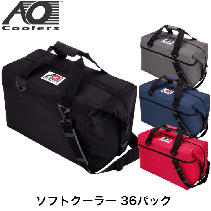 AO Coolers 税込 エーオー クーラーズ クーラーバッグ 36パック 舗 34L ソフトクーラー ソフトクーラーバッグ 保冷バッグ