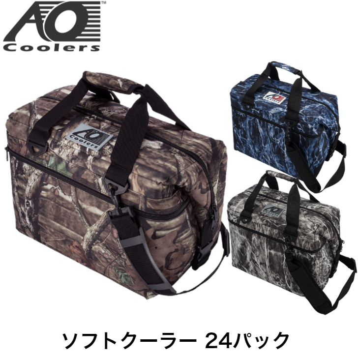 AO 祝日 Coolers 大放出セール エーオー クーラーズ クーラーバッグ 保冷バッグ ソフトクーラーバッグ 23L ソフトクーラー 24パック