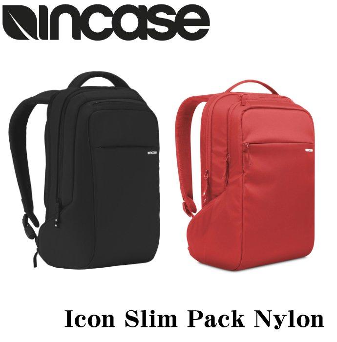 Incase Icon Slim Pack Nylon Black インケース 新登場 アイコン ナイロン スリム 直輸入品 パック バックパック ブラック 日本産 リュック CL55535