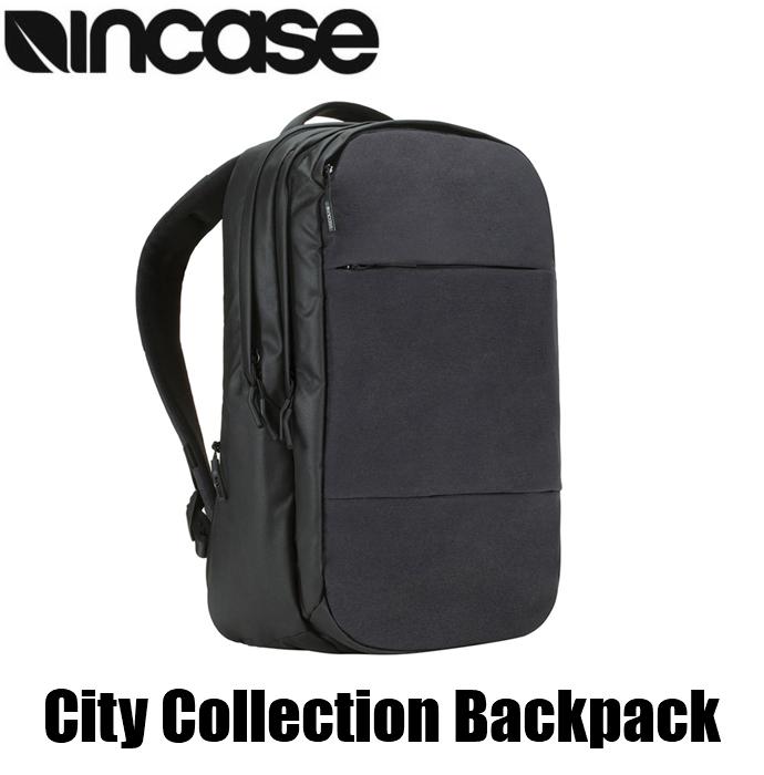 有名な 2020モデル Incase City Collection Backpack Black インケース シティ ブラック リュック CL55450 バックパック コレクション 直輸入品