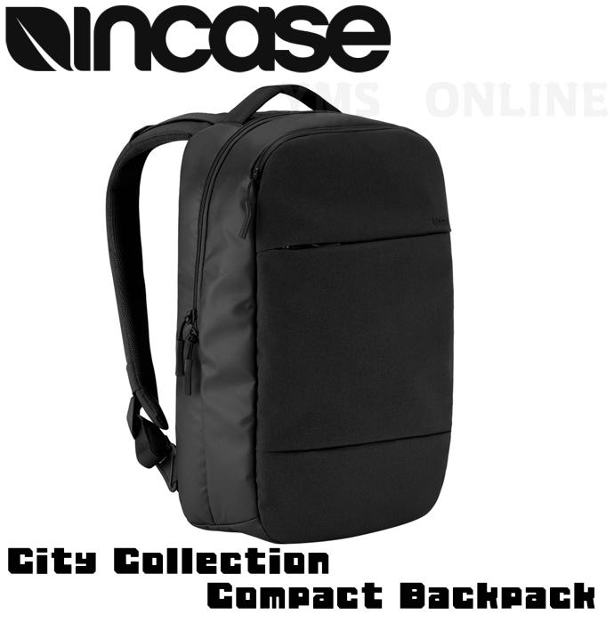 Incase City Collection 超特価 送料無料お手入れ要らず Compact Backpack Black インケース シティ ブラック バックパック CL55452 直輸入品 コレクション コンパクト リュック