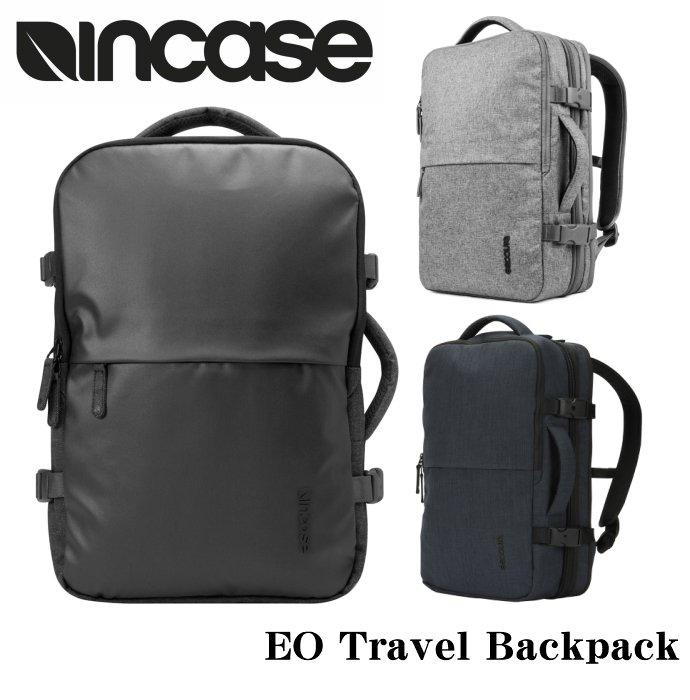 レビューを書けば送料当店負担 Incase EO Travel Backpack インケース トラベル バックパック 大容量 旅行 休日 CL90004 CL90020 通勤 リュック INTR300403-HNY ビジネス