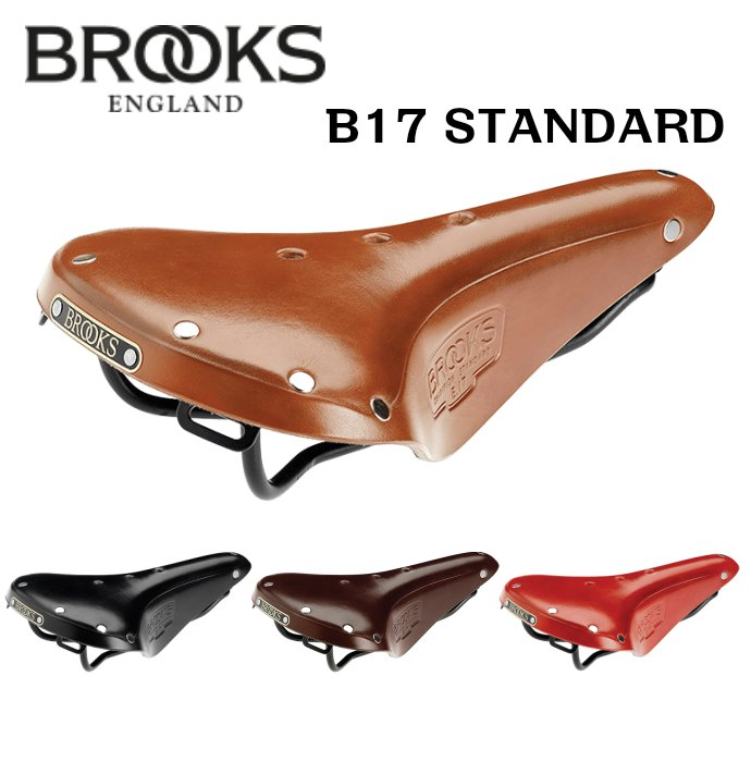BROOKS(ブルックス) B17 STANDARD サドル 【並行輸入品】
