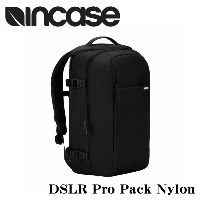 Incase 正規逆輸入品 DSLR Pro Pack Nylon Black 卓抜 インケース パック CL58068 直輸入品 ディーエスエルアール プロ ナイロン