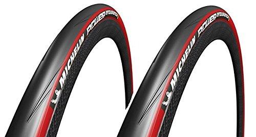 2本セット Michelin(ミシュラン) POWER endurance パワー エンデュランス クリンチャーロードタイヤ [並行輸入品]