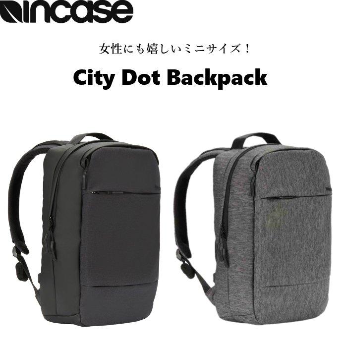 Incase City Dot Backpack インケース シティ ドット バックパック 入荷予定 リュック バッグパック オシャレ お見舞い 国内在庫あり 通勤 輸入品 通学