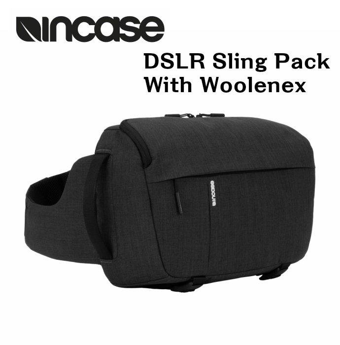 INCASE インケース DSLR Sling Pack 『1年保証』 With 限定Special Price 収納 並行輸入品 Woolenex カメラ バッグ