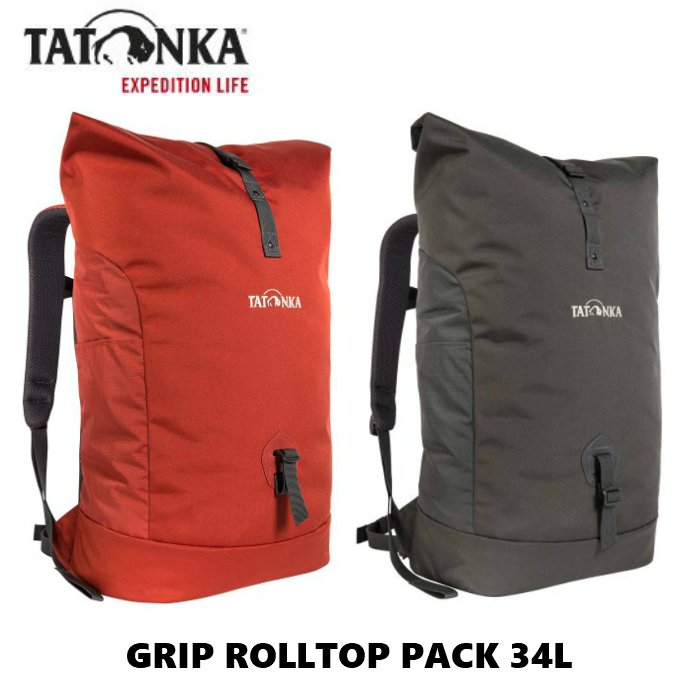 TATONKA タトンカ グリップロール 予約 トップパック 並行輸入品 デイパック バックパック 5☆大好評