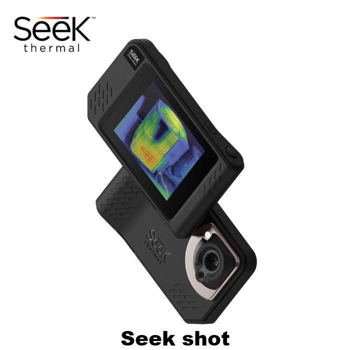 国内正規品 安心保証 一年保証 Seek Thermal シークサーマル 訳あり商品 携帯型 サーモグラフィーカメラ SHOT WiFi 136 サーマルカメラ ピクセル 診断 赤外線カメラ 計測 耐久性IP-54 毎日がバーゲンセール 32 熱画像