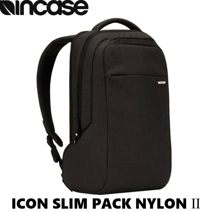 Incase Icon Slim Pack Nylon 2 インケース アイコン スリム ナイロン 通勤 通学 パック 業界No.1 輸入品 オシャレ リュック バックパック 国内在庫あり 登場大人気アイテム
