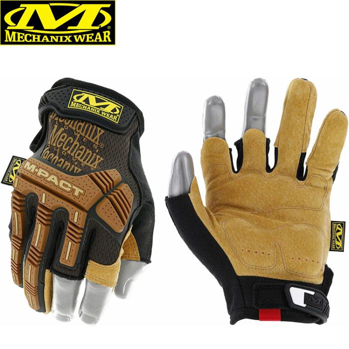 メカニクス グローブ Leather M-Pact Framer Mechanix Wear 軍手 手袋 レザー エムパクト バイク サバイバル 価格 超人気 フレーマー 整備 タクティカル 作業用