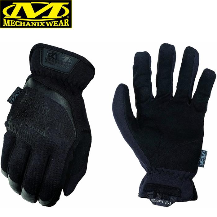 メカニクス 入荷予定 グローブ FastFit Gloves Mechanix Wear ファストフィットグローブ 軍手 バイク 作業用 整備 タクティカル 税込 COVERT 手袋 サバイバル