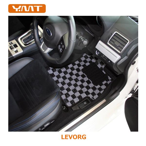 【送料無料】YMT レヴォーグフロアマット+ラゲッジマットLEVORG VM4 VMG レボーグ