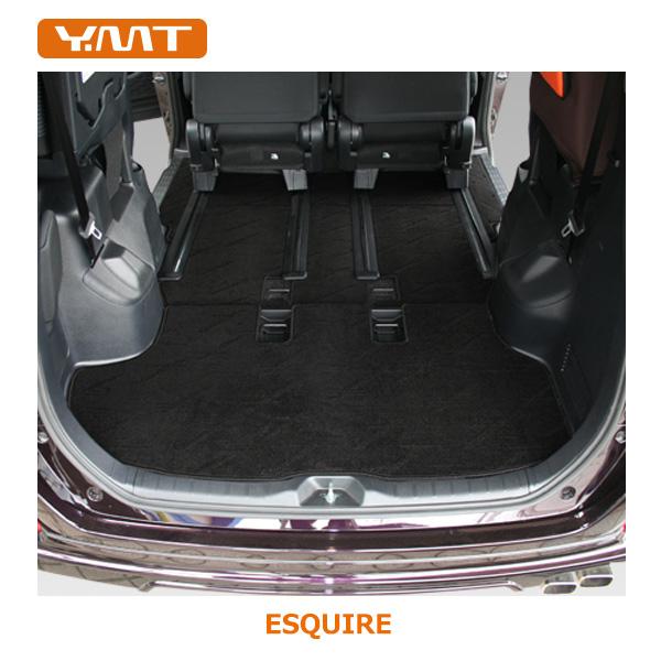 【送料無料】YMT トヨタ エスクァイアフロアマット+ステップマット+トランクマット