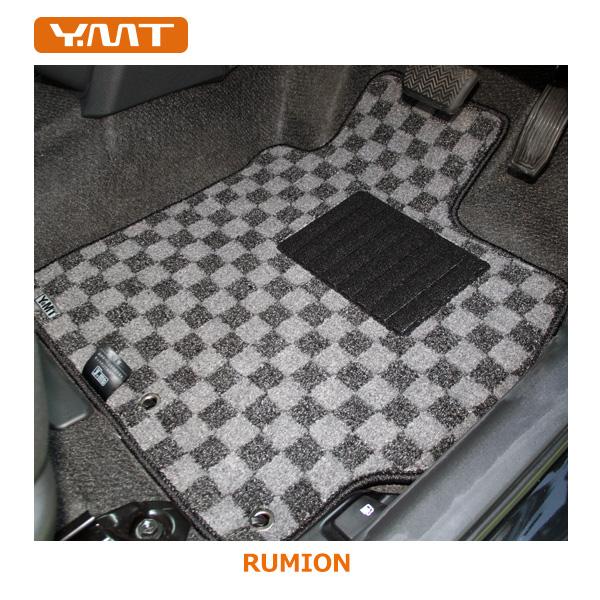 【送料無料】YMTフロアマット カローラルミオン フロアマット+ラゲッジマット