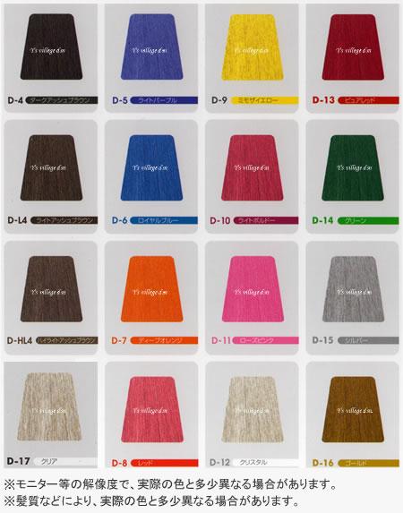 Hair manicure Ilya color coat decor 160 g all 27 color IRIYA COSMETICS