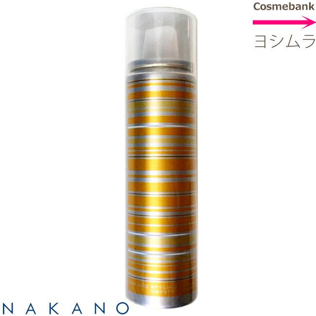 ランキングTOP5 NAKANO ワックススタイルをキープするスプレー ナカノ スタイリング 180g タント 大人気 クリスタルフォギー10