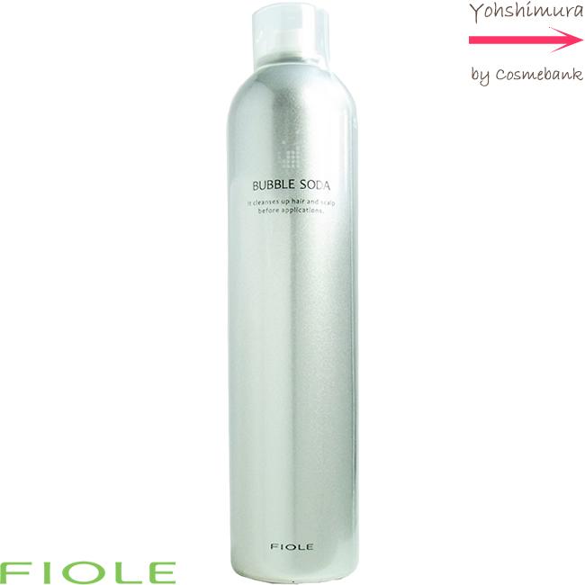 38%OFF BUBBLE SODA Fiole ファシナート Fプロテクトで有名なフィヨーレの製品 フィヨーレ スキャルプクレンジング 350g 期間限定で特別価格 セール商品 ヘア バブルソーダ