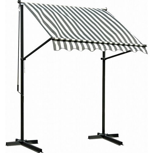Tent free-standing awning 2.7 m awning shade awnings sunshades garden-style freshly to blackout shade leisure Outdoor balcony curtain awning shades curtains Scandinavian modern fashionable 10P01Oct16
