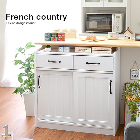 Cute Cabinet Counter Under Storage Kitchen Sliding Gap Tableware Shelf