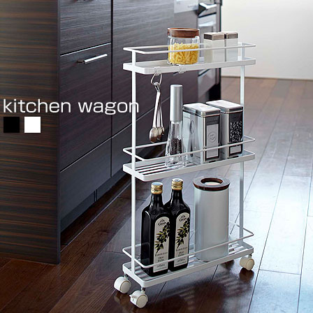 Slim Kitchen Trolley Tower Slim Kitchen Trolley Kitchen Storage Kitchen  Trolley Kitchen Rack Space Wagon Kitchen Wagon Castors Simple Shelf Storage  Rack ...