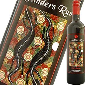 Flinders-run Shiraz 2007
