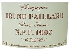 ブルーノ・パイヤール N.P.U 1996
