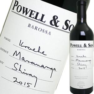 パウエル&サン・クレー・シラーズ 2015| 赤 ワイン オーストラリア 結婚祝い 還暦祝い 女性 内祝い 誕生日プレゼント 60代 赤ワイン お酒 プレゼント 出産内祝い ギフト わいん 結婚記念日 父 お土産 母 お返し