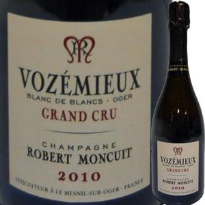 ロベール・モンキュイ・ブラン・ド・ブラン・ヴォゼミュー・エクストラ・ブリュット・グランクリュ 2010 | シャンパン スパークリング ワイン 結婚祝い スパークリングワイン 還暦祝い 内祝い お酒 ギフト 出産内祝い わいん 誕生日 父 女性 プレゼント