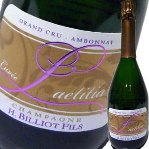 ドメーヌ・アンリ・ビリオ・グラン・クリュ・アンボネイ・キュヴェ・レティシア(ソレラ) NV| シャンパン スパークリング ワイン 結婚祝い スパークリングワイン 還暦祝い 女性 内祝い 60代 お酒 ギフト 出産内祝い わいん 誕生日 プレゼント