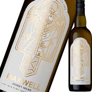 クレオパトラも愛飲していた人類最古の酒 ハニーワイン 捧呈 古代ギリシアでは 神々の飲む不老不死の酒 国内送料無料 マックスウェル オーストラリアの高品質ハチミツから生まれた蜂蜜酒 ミード ハニーミード