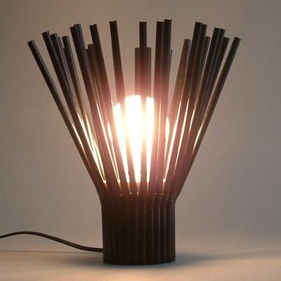 Rakuten Yo Ko Abode Abode Table Lamp Black Straw Table Lamp