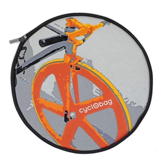 Tintamar/タンタマールcyclobag/シクロバッグ(7NCA02-オランジュ)自転車用バッグ・サイクリングバッグ在庫限り【あす楽】