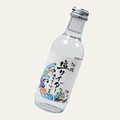 暑い日の水分補給にオススメ塩サイダー 2ケース48本(1本・200ml)